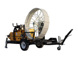 拖车式自动穿线机 RWCX12C