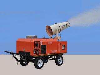 喷雾降尘机 RWJC21