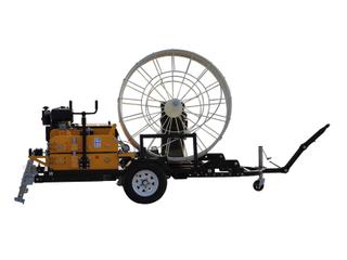 拖车式自动穿线机 RWCX12
